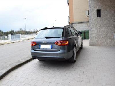 usata Audi A4 Avant 2.0 TDI 177CV quattro S tronic Business Plus