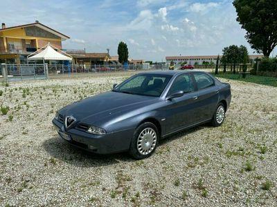 usata Alfa Romeo 166 2.4 jtd