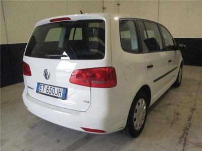 usata VW Touran 1.6 TDI Trendline