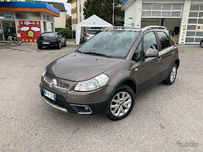 usado Fiat Sedici 2.0 mjet 4x4 - 2009