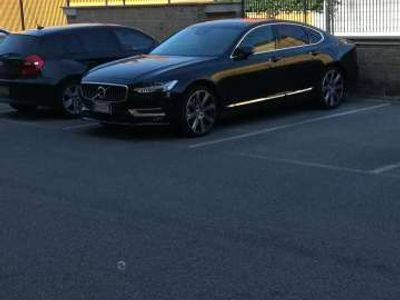 used Volvo S90 D5 AWD Geartronic Inscription