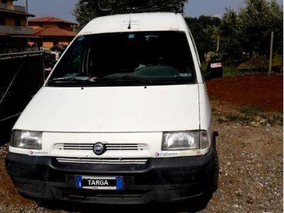 used Fiat Scudo 1.9 bianco