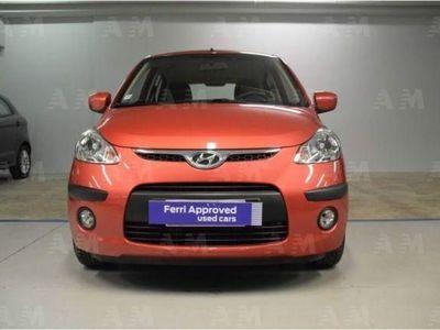 używany Hyundai i10 1.2 16V BlueDrive GPL Dynamic del 2010 usata a Cesena