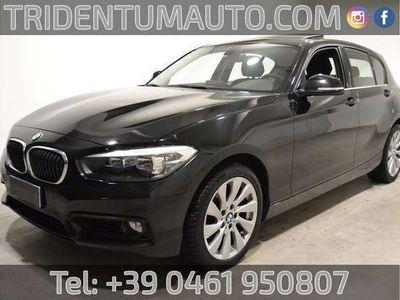 usata BMW 120 d xdrive Advantage 5p auto