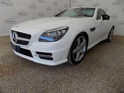 used Mercedes SLK250 CDI Premium