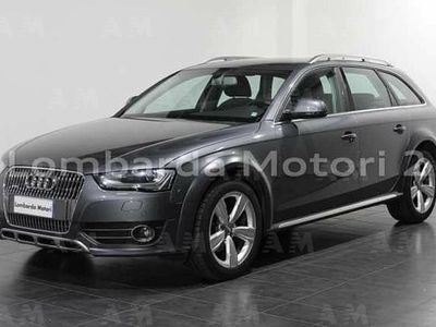 usata Audi A4 Allroad 2.0 tdi 190cv s-tronic
