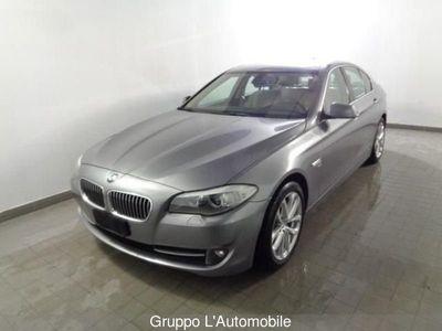 used BMW 525 d xdrive Msport auto