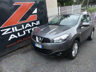 usata Nissan Qashqai 1.6 16V GPL..UFF ITALIA..SOLO 128.000KM!