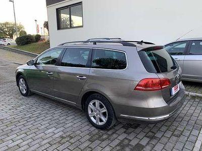 usata VW Passat 7ª serie Var. Bs. 1.4 TSI DSG Comfort. EF.