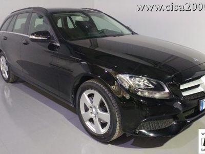 usata Mercedes C200 d S.W. Executive