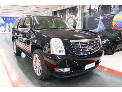 usata Cadillac Escalade 6.2 V8 aut. 8 Posti Platinum Edition Impianto GPL