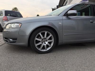 usata Audi A4 2.0 16V TDI Avant Top Tiptronic 140CV
