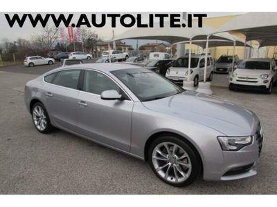 brugt Audi A5 SPB 2.0 TDI 190 CV clean diesel multitronic Busine