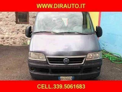 usata Fiat Ducato 9 posti