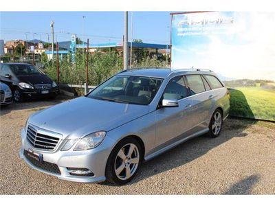 gebraucht Mercedes E220 CDI S.W. BlueEFFICIENCY Avantgarde AMG(346)
