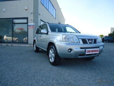 usata Nissan X-Trail 1ª serie - 2005 2.2 TDI 136 CV