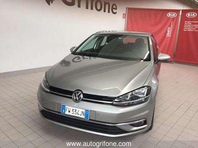usata VW Golf VII 2017 5p Benzina 5p 1.0 tsi Business 115cv