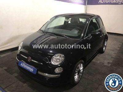 usata Fiat 500 5001.3 mjt 16v Lounge 95cv my14