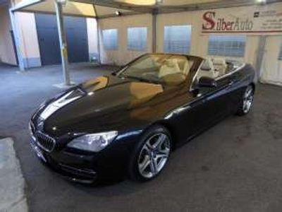 "usata BMW 640 Cabriolet d 313 CV Msport Edition ""SOLO 24500 KM !!!"""