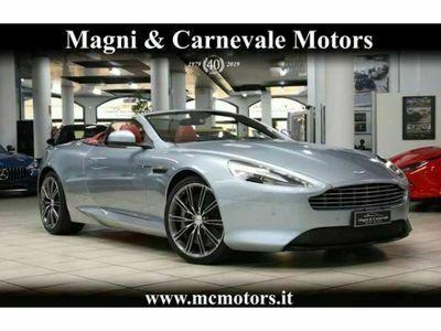 usata Aston Martin DB9 VOLANTE TOUCHTRONIC|CARBO|BANG & OLUFSEN|NAVIGATOR