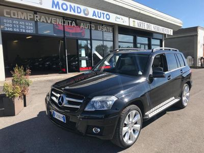 gebraucht Mercedes GLK320 CDI 4Matic Chrome UNIPROPRIETARIO