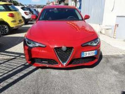 usata Alfa Romeo Giulia 2.2 Turbodiesel 160 CV AT8 Sport-Tech usato