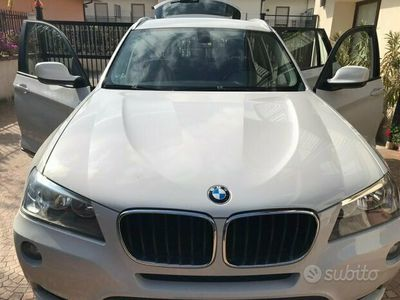 usata BMW X3 sDrive18d Eletta