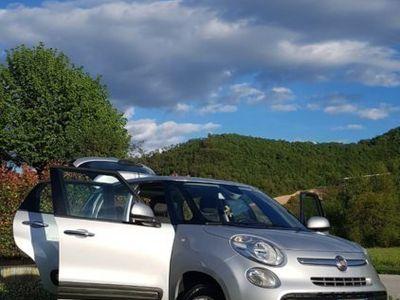 brugt Fiat 500L 0.9 TwinAir Turbo Natural Power Lounge del 2014 usata a Acqualagna