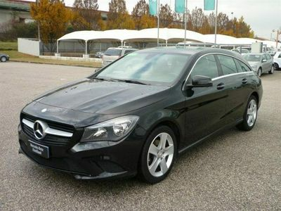 begagnad Mercedes CLA200 Shooting Brake CLA 200 CDI AUTOMATIC EXECUTIVE