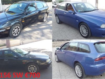 usado Alfa Romeo 156 1.9 jtd full optional interni in pelle ec