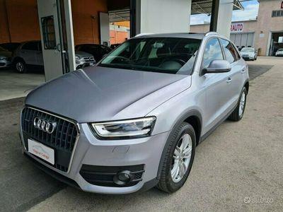 usata Audi Q3 2.0 150 cv s-tronic quattro