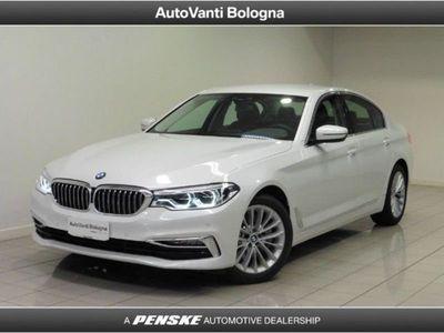 usata BMW 530 Serie 5 (G30/G31) d xDrive 249CV Luxury