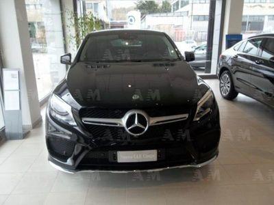 gebraucht Mercedes 350 GLE Coupéd 4Matic Coupé Premium nuovo