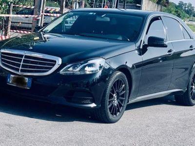 usata Mercedes E200 BlueTEC Automatic Executive