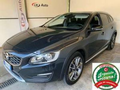 used Volvo V60 CC D3 Geartronic Plus