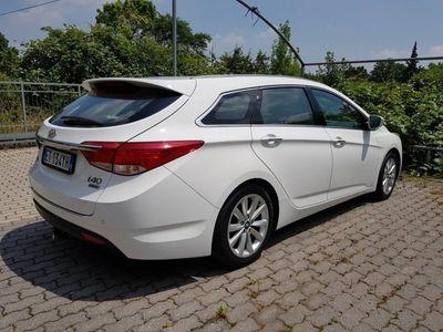 used Hyundai i40 Station Wagon 1.7 CRDi 136CV Business usato