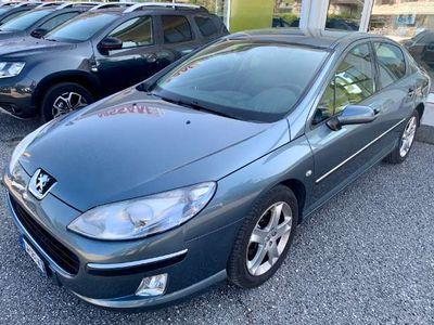 usata Peugeot 407 2.0 HDi cambio automatico/sequenziale