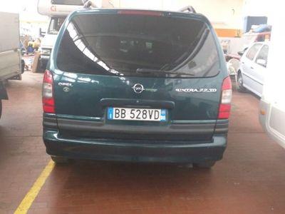 usata Opel Sintra 2.2 16v dti cat gls diesel