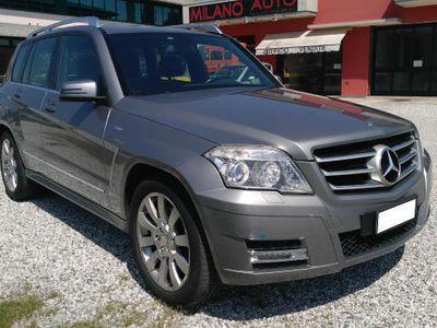 usata Mercedes GLK220 CDI BlueEFFICIENCY SPORT ACCETTIAMO PERMUTE