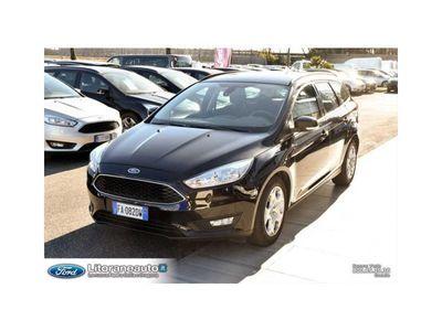 usata Ford Focus 1.5 TDCi 120 CV Start&Stop SW Plus