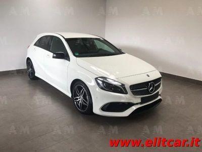 usata Mercedes 180 SLCAMG line del 2018 usata a Magenta