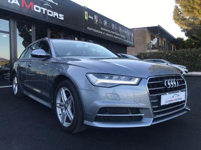 usata Audi A6 AVANT 20TDI QUATTRO S LINE NAVI LED S TRONIC XENON