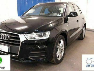 usata Audi Q3 2.0 TDI 150 CV S - LINE EURO 6 rif. 13966627