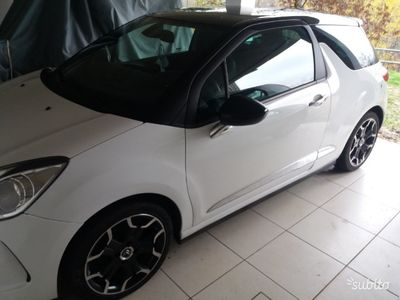 brugt Citroën DS3 DS3 1.6 e-HDi 110 airdream Sport Chic