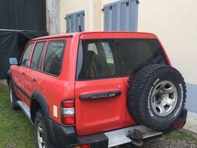 usata Nissan Patrol GR 3.0 TD Di 5 porte Elegance Wag