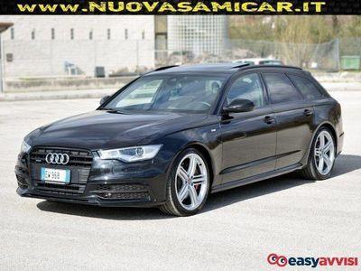 brugt Audi A6 AVANT 3.0 TDI 2X S-LINE 313CV QUATTRO TIPTRONIC rif. 10664354