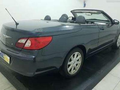 usata Chrysler Sebring Cabriolet 2.0 Turbodiesel Limited