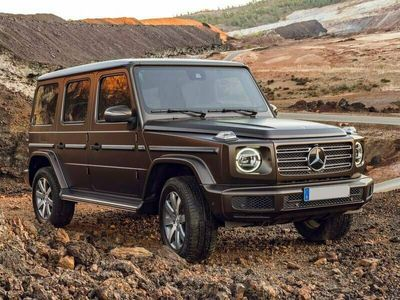 usata Mercedes G400 Classe Gd STRONGER THAN TIME Edition