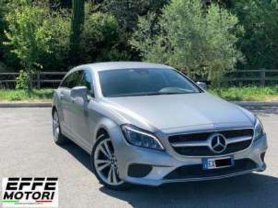 usata Mercedes CLS250 d SW 4Matic Premium KM CERTIFICATI Diesel
