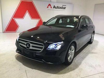 usata Mercedes E220 CLASSE E SW Classe E (w/s213)S.w. Auto Business Sport